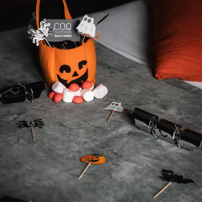 Halloween at the C.O.Q. Hotel